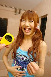 Kotone Aisaki - ไอซากิ kotone จะสำหรับบันทึกเวลาในการดูดไก่ -  6 รูปภาพ