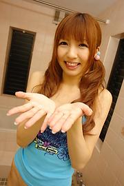 Kotone Aisaki - ไอซากิ kotone จะสำหรับบันทึกเวลาในการดูดไก่ -  8 รูปภาพ