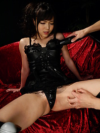 Megumi Shino - Horny Megumi Shino's Teen Holes Fucked With Sex Toys - Picture 3