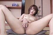 Saya Tachibana - Japanese cum shot over Saya Tachibana's tits  - Picture 10