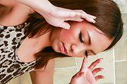 Hikari - Hikari big tits babe enjoys Asian dildo up her cunt - Picture 2