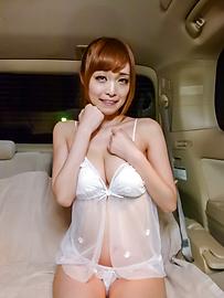Mikuru Shiina - Rough Asian dildo sexwith amazingMikuru Shiina - Picture 2