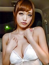 Mikuru Shiina - Rough Asian dildo sexwith amazingMikuru Shiina - Picture 4