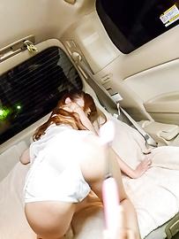Mikuru Shiina - Rough Asian dildo sexwith amazingMikuru Shiina - Picture 7