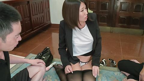 河西真琴 - 大人のおもちゃ実演セールスレディ - Picture 10
