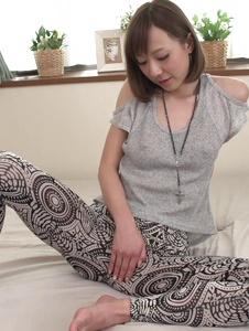 Marie Konno - Slim Asian girl sucking cock in sloppy POV  - Screenshot 5