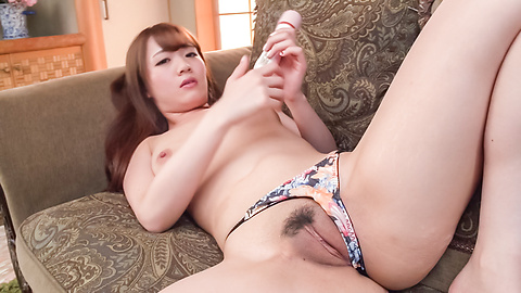 Eri Hosaka - Amateur Japanese blowjob by young Eri Hosaka - Picture 10