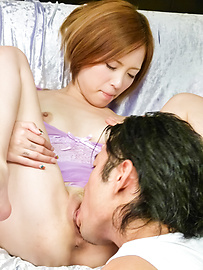 Ena Ouka - Hot Ena Ouka is drilled like hell in cooter - Picture 6
