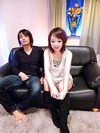 Arisa Araki - Arisa Araki fucked and creamed after an asian blowjob - Picture 5