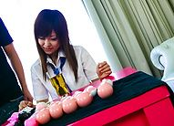 Miku Airi Drilled Hard In Her Schoolgirl Outfit