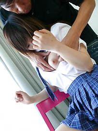 Miku Airi - Miku Airi fucked hard after a japan blowjob - Picture 5