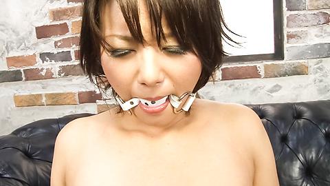 内山遥 - ドMの内山遥ちゃんは中出しが大好き! - Picture 12