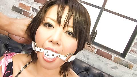 内山遥 - ドMの内山遥ちゃんは中出しが大好き! - Picture 9