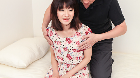 Rikako - Rikako gets cream filled thanks to a japanese blow job and pussy pounding - Picture 2