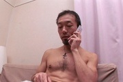 Wife gets hard inches to crack down her hairy Asian pussy Photo 2