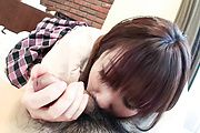 Asian amateur porn moments with lustfulHiromi Photo 4