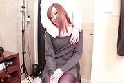 Asian amateur oral along sweet Nana Kawase  Photo 2