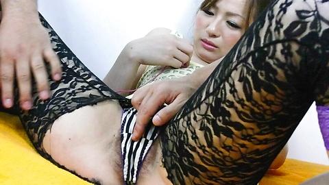 Yukina Momose - Yukina Momose細壺抽硬 - 圖片4