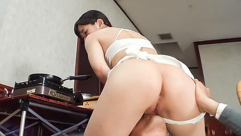 Yui Kasugano - Staggering Japanese dildo porn show withYui Kasugano - Picture 3