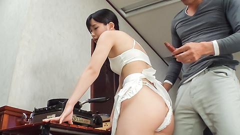 Yui Kasugano - Staggering Japanese dildo porn show withYui Kasugano - Picture 5