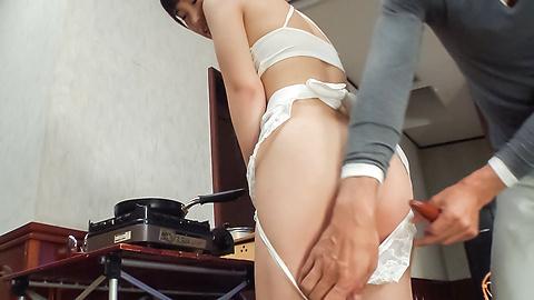Yui Kasugano - Staggering Japanese dildo porn show withYui Kasugano - Picture 6