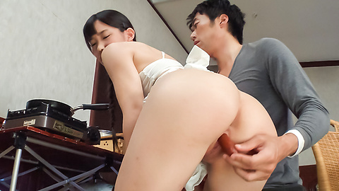 Yui Kasugano - Staggering Japanese dildo porn show withYui Kasugano - Picture 9