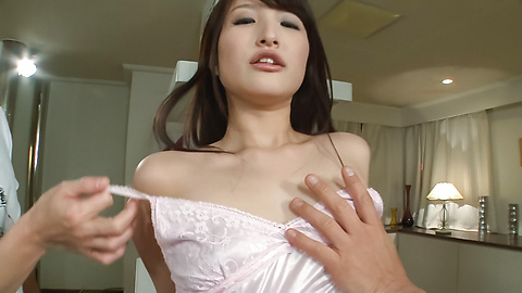 Saki Kobashi - Saki Kobashi fucked with toys in harsh ways  - Picture 4