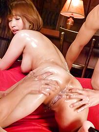 Tiara Ayase - Ayara Tiara Ayasese亞洲口交和射精有她筋疲力盡 - 圖片9