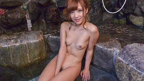 Anna Anjo - Hairy Anna Anjo plays with her pussy and tits - Picture 2
