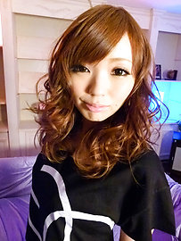 Megu Kamijo - Gadis-gadis Jepang busty meniup pekerjaan dan kontol naik - gambar 2