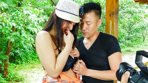 Kaede Niiyama - Kaede Niiyama likes to fuck and suck cock  - Picture 3
