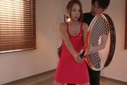 Serious Japanese group sex with Yume Kimino Photo 3