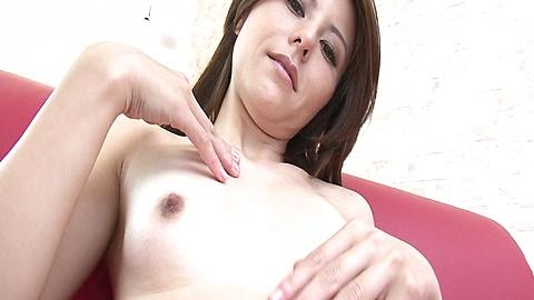 Rosa Kawashima - Rosa Kawashima masturbates in solo asian amateurs video - Picture 12