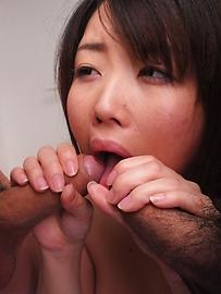 沢田あいり - 豪快Wフェラで3P串刺し姦 沢田あいり - Picture 12