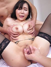 Miu Watanabe - Harsh Asian blow job along insolent Miu Watanabe - Picture 7