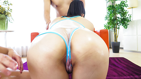 An Koshi - Hottie gives Asian blowjob before gettong fucked hard - Picture 6
