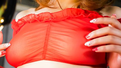 Airi Mizusawa - Japanese vibrator makesAiri Mizusawa to reach orgasm - Picture 2
