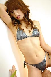 Aya Sakuraba - Aya ซากุราบะ บ้า 69 การกระทำระยำอะไร ดุ -  5 รูปภาพ