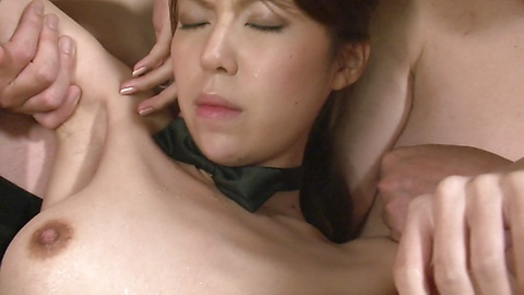 Rino Asuka - 在里诺飞鸟的铁杆乱搞获取暨粘她所有 - 图片 12