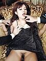 Mei Haruka pretty and petite handles two cocks Photo 7