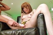 Nasty sensations for Japanese milf Junna Hara Photo 9