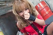 Babe's hairy Asian pussy pumped in really rough manners Photo 2