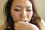 Japanese av model blows and fucks in excellent scenes  Photo 3