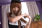 Sana Anzyu - Great BJ from Sana Anzyu in a japanese amateur sex video - Picture 6