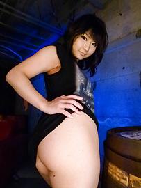 Megumi Haruka - Megumi Haruka in stockings is well fucked - Picture 1