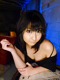 Megumi Haruka - Megumi Haruka in stockings is well fucked - Picture 2