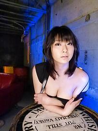 Megumi Haruka - Megumi Haruka in stockings is well fucked - Picture 5