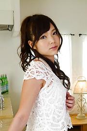 Megumi Shino - Megumi Shino dengan wet nooky sucks stiffy - gambar 2