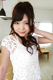 Megumi Shino - Megumi Shino dengan wet nooky sucks stiffy - gambar 6