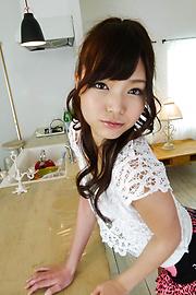 Megumi Shino - Megumi Shino dengan wet nooky sucks stiffy - gambar 9